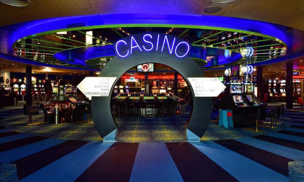 Khach san 5 sao va casino