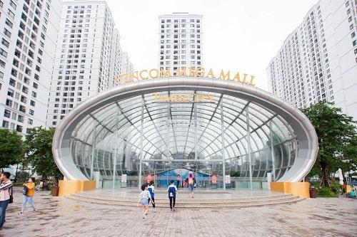 Vincom Mega Mall Times City