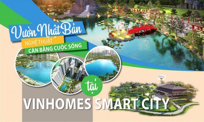 Tien ich du an Vinhomes Smart City